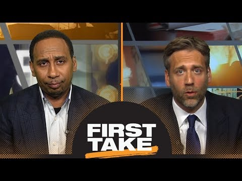 Stephen A.: \'It ain\'t even close,\' Boston is a better sports city than Philly | First Take | ESPN