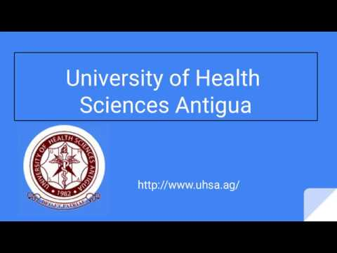 Antigua Medical School & Nursing School