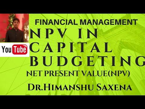 NPV (NET PRESENT VALUE) & PROFITABILITY INDEX