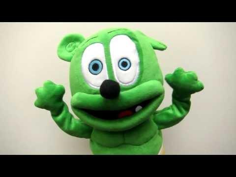 Gummy Bear Plush Dancing Toy Gummibär Plushie Cute Funny