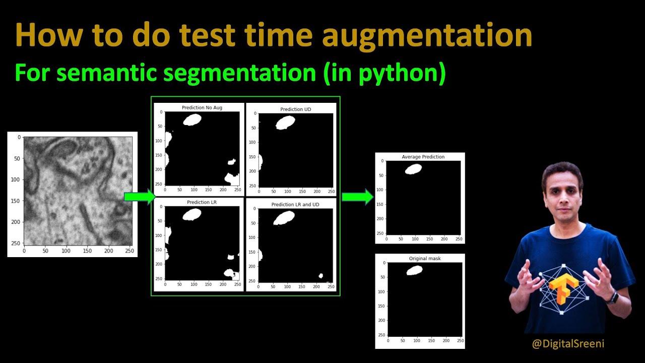 Test Time Augmentation for Semantic Segmentation