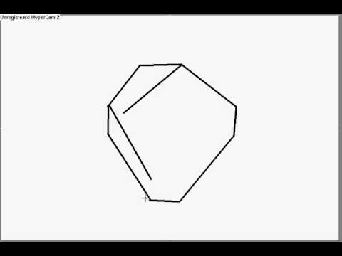 How to draw an impossible object