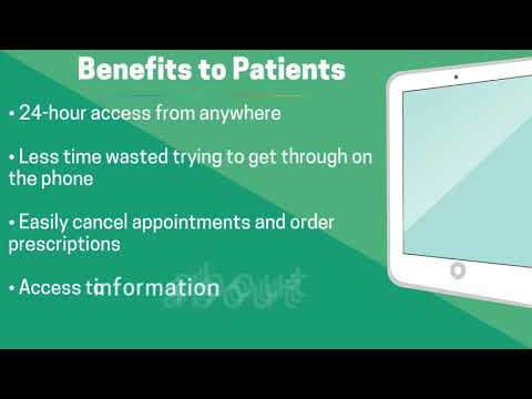 The NHS App - What are the benefits to patients and GP Practices   First Practice Management?