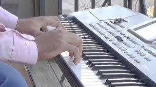 Download Hindi Video Songs - Roja Janeman/Kadhal Rojave-Cover-Instrumental-Keyboard