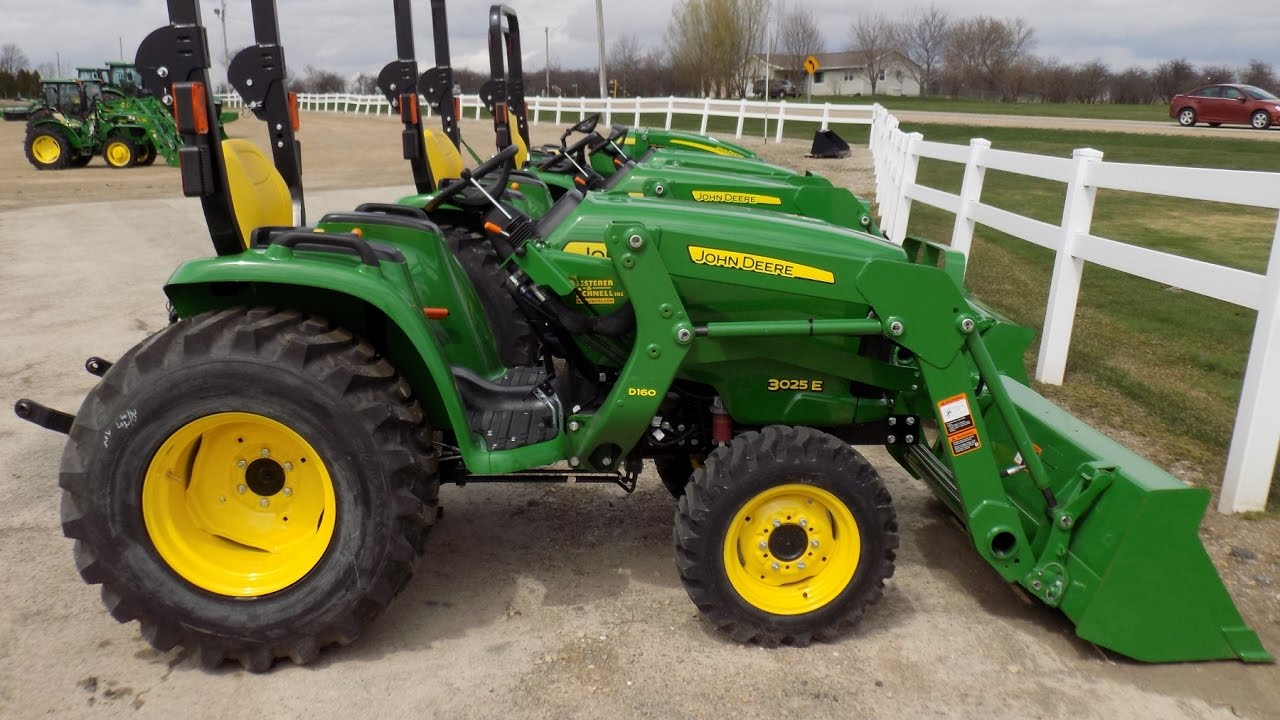 The Best Compact Tractor On Market