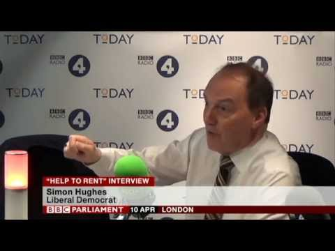 Simon Hughes (Lib Dems) on Help to Rent, 10th April 2015