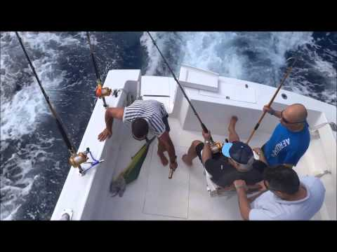 Varadero 2012 deep sea fishing