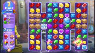 Wonka's World of Candy Level 199 - NO BOOSTERS + FULL STORY ???? | SKILLGAMING ✔️