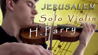 Stepan Grytsay / Jerusalem Hymn - Solo Violin