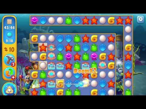 Fishdom H2O: Hidden Odyssey - Gameplay -PC-HD