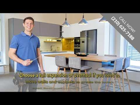 Kitchen Remodeling Company Atascosa TX | Call (210) 625-7188