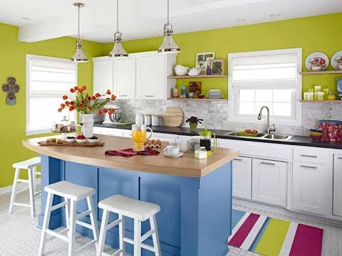 Space saving ideas for small kitchens YouTube