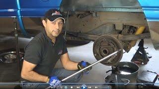 05-20 Dodge Ram 1500 Dakota Raider Rear Differential Bearing Adjuster Mopar New