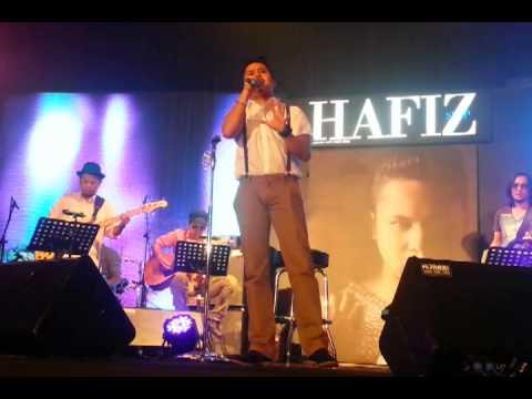 Pelancaran album Hafiz Suip - Bahagiamu Deritaku