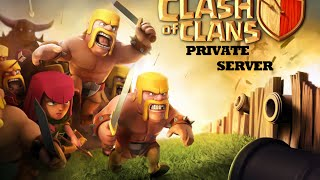 Clash of clans Server Privato :1100 MAGHI !