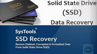SysTools SSD Data Recovery 4.0.0.0 x86/x64