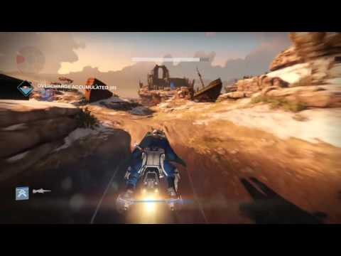 Destiny Overcharge 3 reached