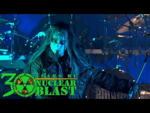 DIMMU BORGIR - Progenies Of The Great Apocalypse (LIVE - FORCES OF THE NORTHERN NIGHT)