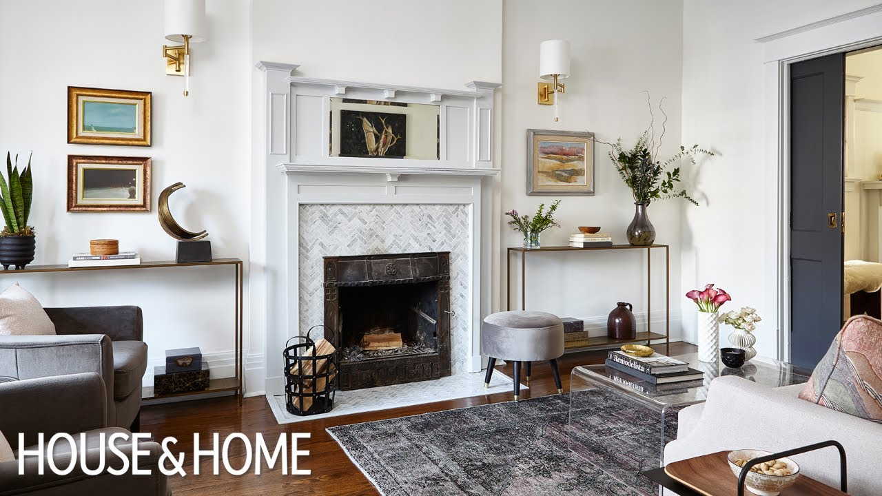 Makeover An Old Edwardian Home Gets A Refresh Youtube