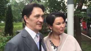 Максим и Алла Аксеновы / Свадебная церемония
