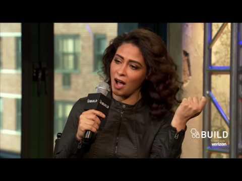 "Yasmine Al Massri Talks About ABC's Show, ""Quantico""   BUILD Series"
