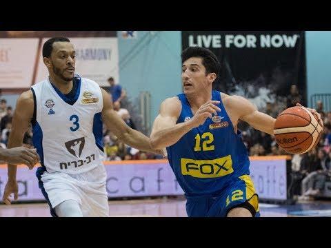 Recap: Bney Herzliya - Maccabi FOX Tel Aviv