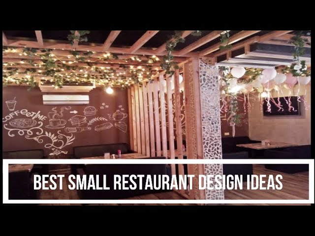 Small Restaurant Design Ideas With Restaurant Interior Design Ideas Youtube