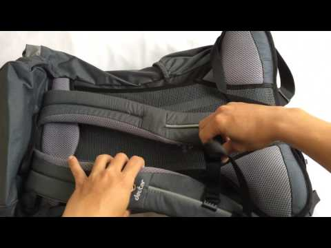 Deuter Zugspitze 24 Anthracite Lion Review Ala Ala Indonesia