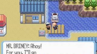 Pokemon Ruby Episode 9: TRYING TO FIND CAPT. STERN