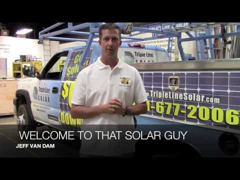 That Solar Guy - How the Process Works