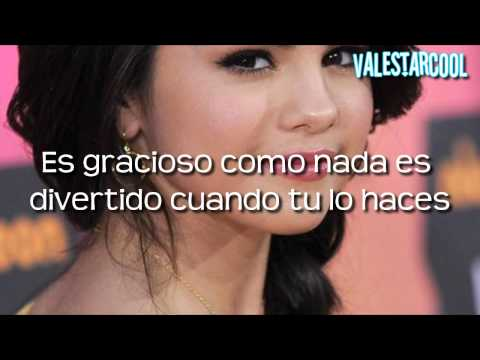 Who Says - Selena Gomez Traducida al español