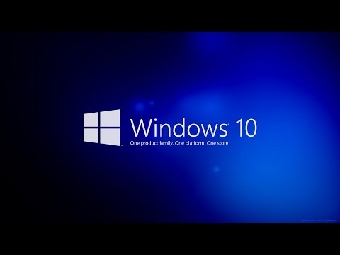 Historia y Evolución de Microsoft Windows.  MS-DOS al  Windows 10. - 2015 HD