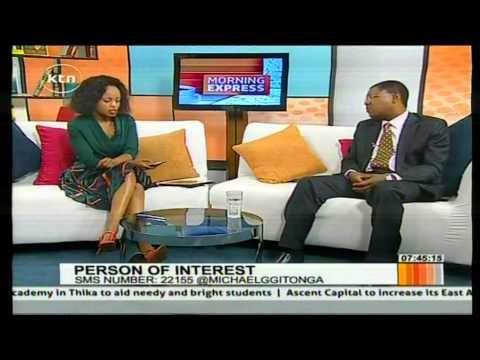 Person of Interest: Moses Wetangula