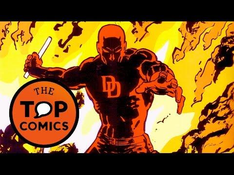 Los mejores cómics: Daredevil Born Again