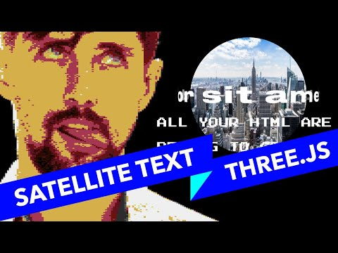 #s2e1 ALL YOUR HTML, Satellite Text