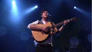 White Blank Page - Mumford & Sons live at iTunes Festival 2012