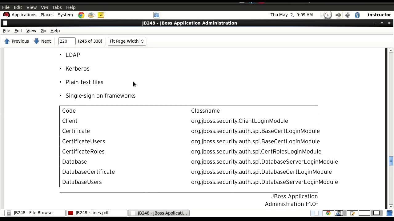 JBoss EAP - 37 Security
