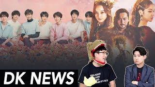 Arthdal Chronicles FLOP?! / Melon EXPOSED / BTS is National Pride (Wembley, CNN, BBC) [D-K NEWS]