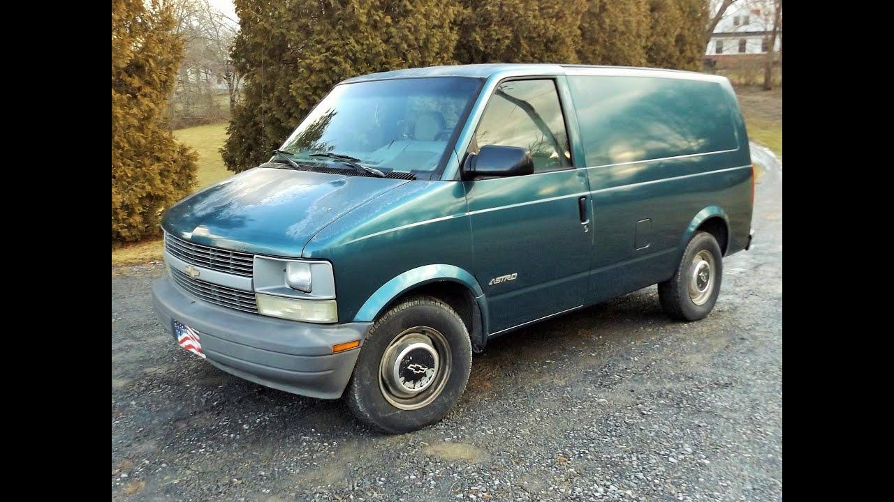 1995 Chevy Astro Cargo Van 4 Month 5000 Miles Update