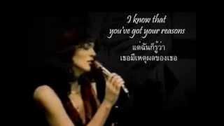 เพลงสากลแปลไทย  Desperado (Lyrics & ThaiSub)