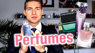 Top 10 Perfumes for Women 2021