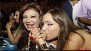 مفاجأة شاهد تقبيل ريم البارودى ليد الفنانه فيفى عبده و ما هو السبب لذلك