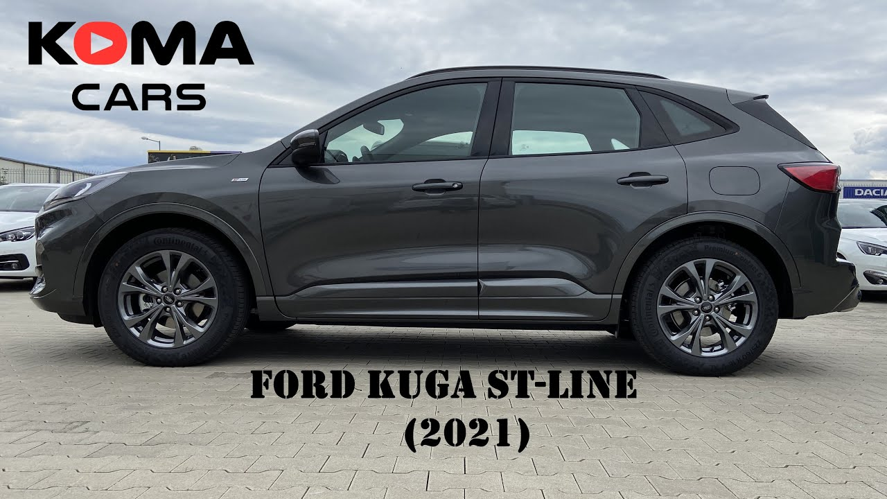Ford KUGA (2021) ST-Line (WALK-TRHOUGH), detail exterior ...