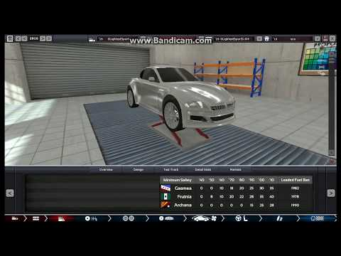 Automation the car company tycoon game B170608 SUPER LIGHT 39% FUEL EFFICIENCY ENERGETIC YIELD