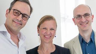 """""""Zwei Männer 3 Welten"""" – Krömer & Friends mit Tanja Wielgoß"""