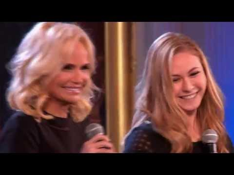 "Kristin Chenoweth and Rachel Levy sing ""For Good"" at Broadway at the White House"