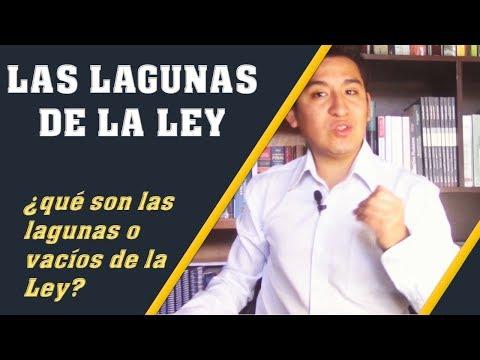 LAS LAGUNAS DE LA LEY | Introducción al Derecho (# 6)