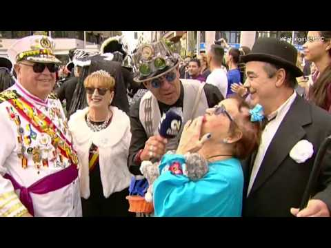 Cabalgata del Carnaval   Las Palmas GC 2018