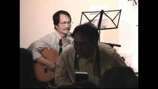 """Ns Nhật Ngân phổ và hát """"Mỗi Mùa Xuân Về"""" lần đầu tại Viện Việt Học"""