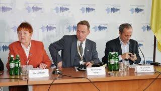 Konstantīna Pupura runa Krimas forumā 2016. gada novembrī